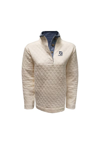 Women's Quilted Pullover