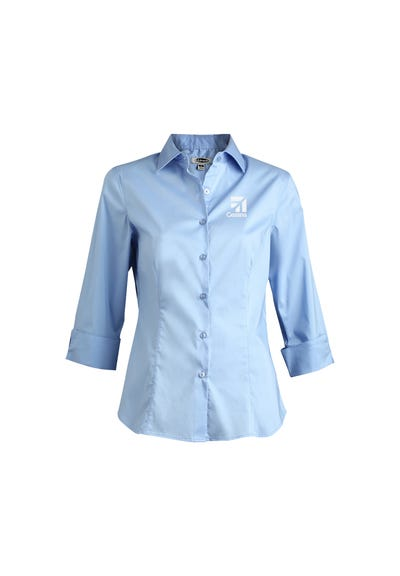 Women's Tailored Stretch Blouse